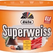 Краска DUFA SUPERWEISS белый 10л