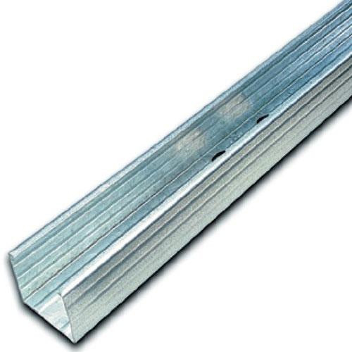 Профиль стоечный Knauf ПС 100х50 мм 3000 мм 0,6