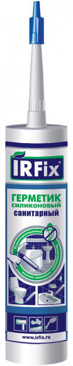 Герметик санитарный IRFix белый 310мл