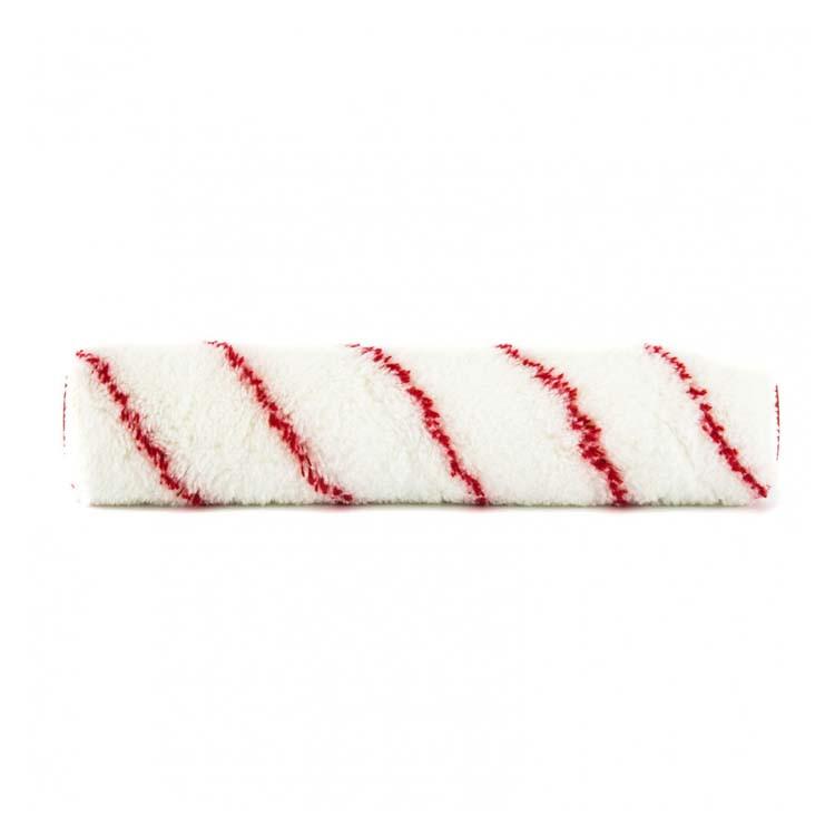 Мини валик белый 100мм ворс 12мм Matrix