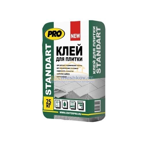 Клей плиточный ПРО Стандарт / PRO Standart 25кг