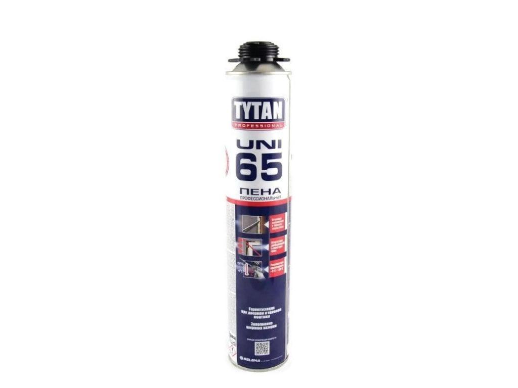 Пена монтажная профессиональная Tytan Professional 65, 750 мл