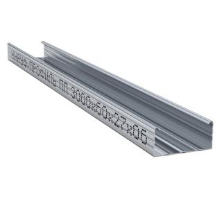 Профиль потолочный Кнауф ПП 60х27 мм 3000 мм 0,6