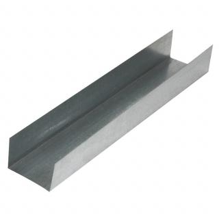 Профиль направляющий Knauf Премиум ПН 75х40 мм 3м 0,6