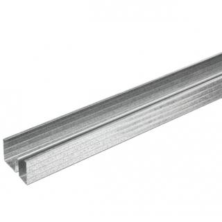 Профиль потолочный ПП Стандарт 60х27 мм 3000 мм 0,4