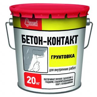 Грунтовка Старатели Бетон-контакт 20 кг (Старатели)