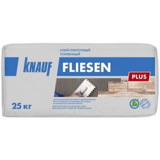 Клей для плитки Кнауф Флизен Плюс усиленный 25 кг (Кнауф)