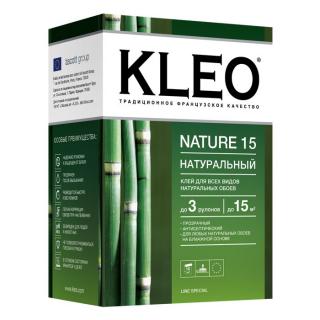 Клей обойный Кleo Nature для натуральных обоев 130 г