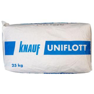 Шпатлевка гипсовая Кнауф Унифлот 25 кг (Кнауф)