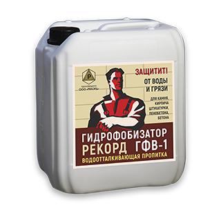 Очиститель фасадов «РЕКОРД ОФ-1», 10л